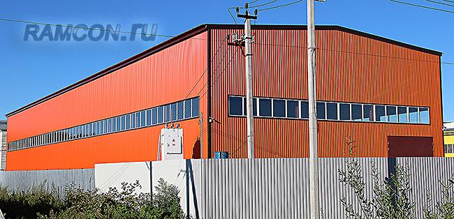 Завод металлоконструкций «Раменские конструкции»