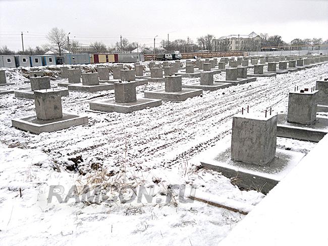 фундамент под ключ в Москве и области