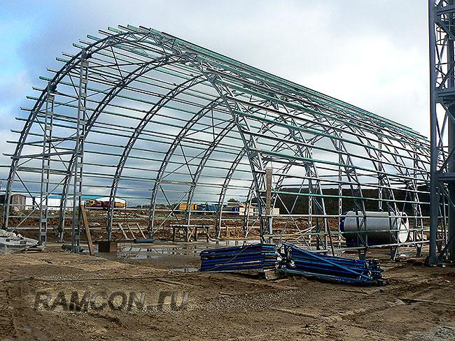 Строительство зданий любых типов под ключ в Москве, Подмосковье